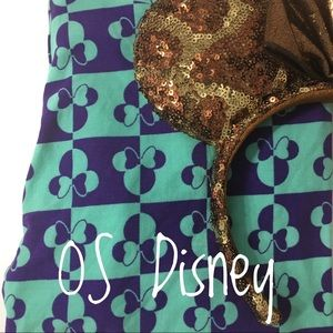 LuLaRoe Disney Minnie OS Leggings! 🎈🎈🎈